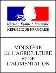 Logo du Ministère de l'agriculture